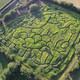Hendrewennol Wales Maze